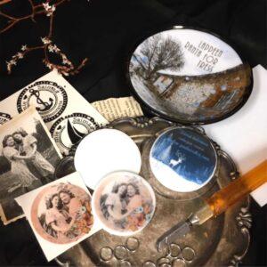 UNIIKKI AAVA lasikorut ja -tuotteet